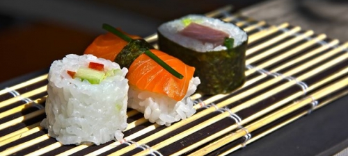 Sushi&Sashimi on weekends